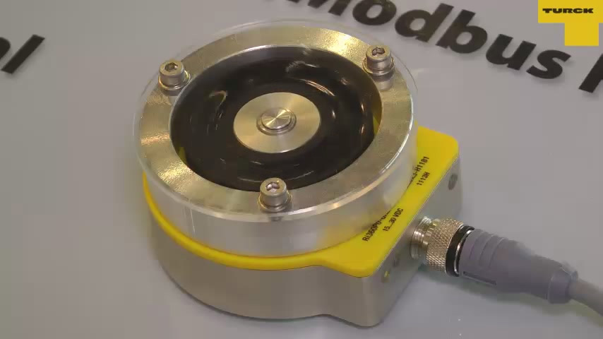 Non-contact Inductive Encoder - QR24